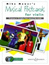 Mower, Mike: Musical Postcards For Violin