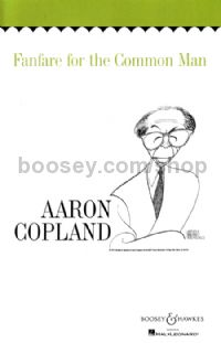 Fanfare For The Common Man (Score & Parts)