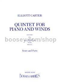 Quintet for Piano & Winds