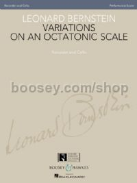 Variations on an Octatonic Scale