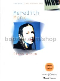 Meredith Monk Piano Album