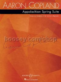 Appalachian Spring Suite (piano)