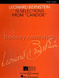 Ten Selections from Candide - piano four-hands