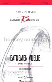 Eatnemen Vuelie - SSAA, synthesizer & percussion