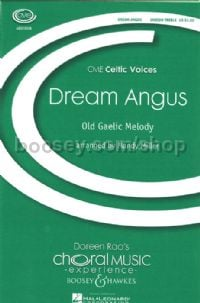 Dream Angus - choral unison & piano
