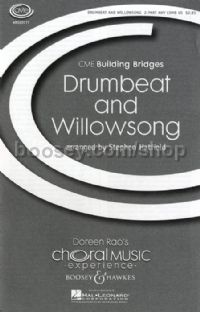 Drumbeat and Willowsong SA, flute & drums