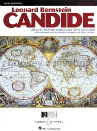 Candide Vocal Selections - medium voice & piano