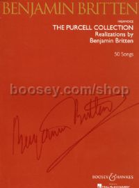 The Purcell Collection - high voice & piano