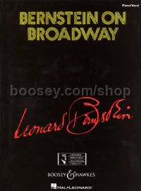 Bernstein on Broadway - voice & piano