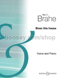 Bless This House - high voice & piano