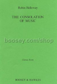 The Consolation of Music SATB