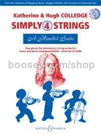 Simply 4 Strings: Handel Suite