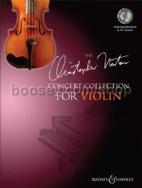 Christopher Norton Concert Collection for Violin