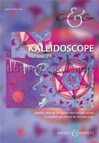 Kaleidoscope - SSA & piano (Concerts for Choirs)