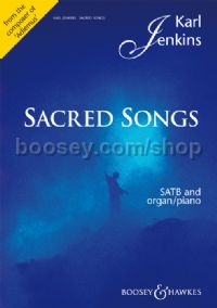 Sacred Songs SATB & organ