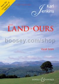 This Land of Ours TTBB & piano