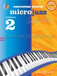Microjazz Collection 2 (with playalong CD)
