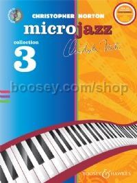 Microjazz Collection 3 (with playalong CD)