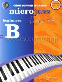 Microjazz For Beginners (Repackaged Book & CD)