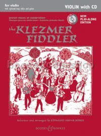 Klezmer Fiddler Repackage (Violin Part + CD)