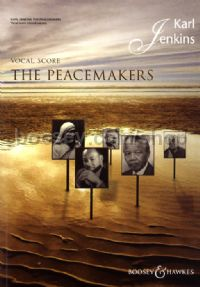 The Peacemakers (Vocal Score)