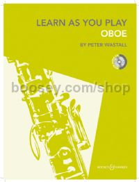 Learn As You Play Oboe (New Edition 2012)