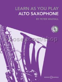 Learn As You Play Saxophone (New Edition 2012)