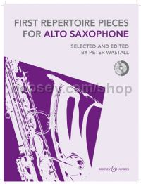 First Repertoire Pieces for Alto Saxophone (2012)