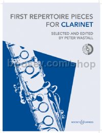 First Repertoire Pieces for Clarinet (New Edition)