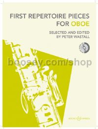 First Repertoire Pieces for Oboe (New Edition)