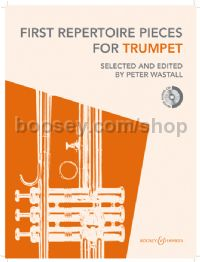 First Repertoire Pieces for Trumpet (New Edition)