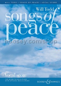 Songs of Peace (SATB & Piano)