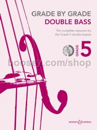 Grade By Grade: Double Bass - Grade 5