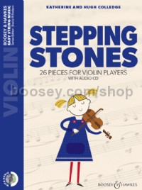 Stepping Stones (Repackage - Book & CD)