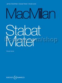 Stabat Mater (Vocal Score)
