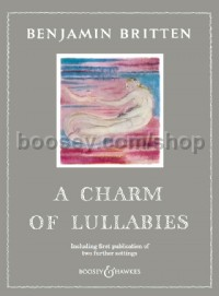 Charm of Lullabies (Mezzo Soprano and Piano)