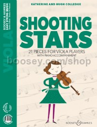 Shooting Stars (Viola - Book & Audio Downloads)