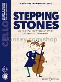 Stepping Stones (Cello & Piano - New Edition)