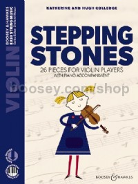 Stepping Stones (Violin & Piano - New Edition)