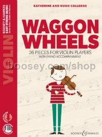 Waggon Wheels (Violin & Piano - Book & Download)