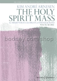 The Holy Spirit Mass (Vocal Score)