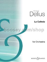 La Calinda Full Orchestral Score & Parts