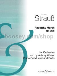 Radetzky March Orchestral Set