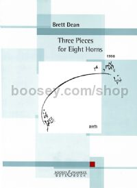 Three Pieces for Eight Horns (1998)