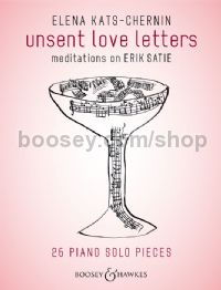 Unsent Love Letters (Piano)