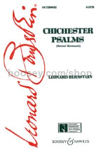Chichester Psalms Second Movement SATB