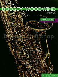 Boosey Saxophone Method 1 & 2 Acc