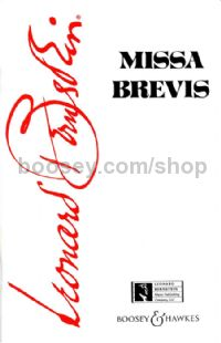 Missa Brevis SATB, countertenor & percussion