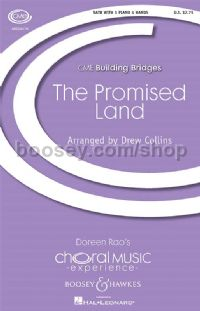 The Promised Land (SATB & Piano 4 hands)