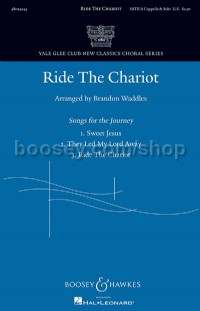 Ride The Chariot (SATB a cappella with tenor solo)